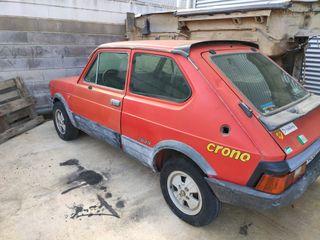 SEAT Fura Crono 1983