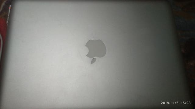 Macbook pro 13 inch, midair 2012