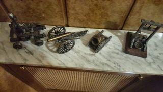 réplicas de hierro