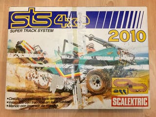 Scalextric STS 4X4. Años 80. Completo