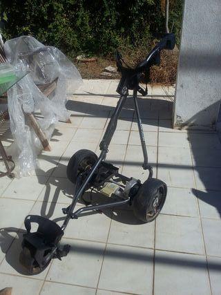 Carrito eléctrico de Golf Caddie