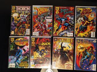 Coleccion Amalgam Marvel - DC