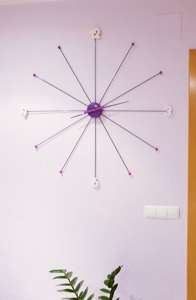 Reloj pared Karen Design.