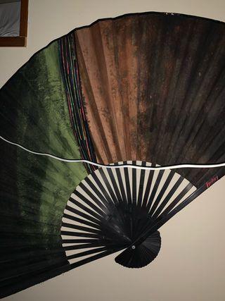 Abanico grande para decoración