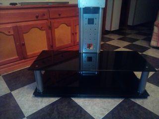mesa para television giratoria