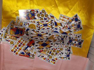 Cartas/Baraja del Tarot de Marsella