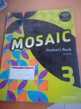 libros de texto de 3° y 4° de ESO
