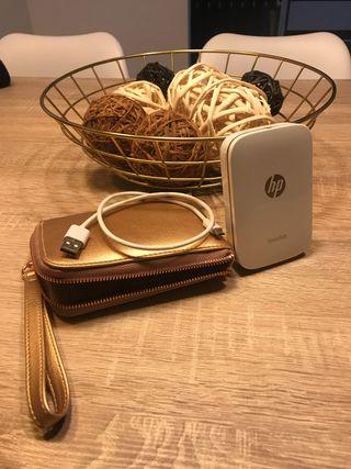 Impresora portátil Bluetooth HP sprokcet