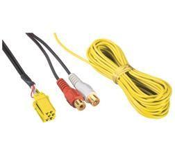 Cable audio auxiliar para radio Renault Laguna
