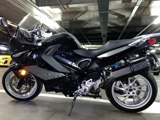 BMW F800 GT impecable