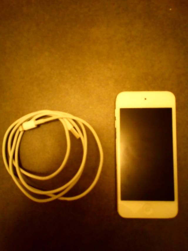 ipod touch 5 gris 16 go