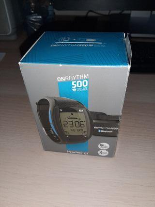 relojes pulsometro + tensiómetro