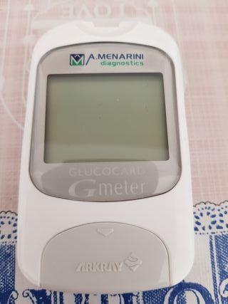 Medidor de glucosa Glucocard G-Meter