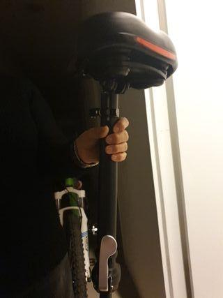 sillín de patin electrico r9