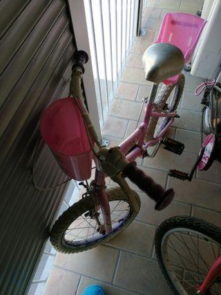 se vende bicicleta niña