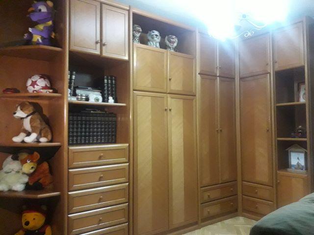 Mueble Dormitorio con cama oculta