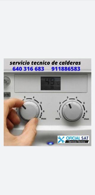 Servicio Técnico Calderas
