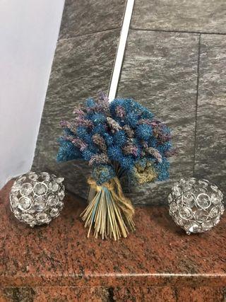 Deciracion ramo flores