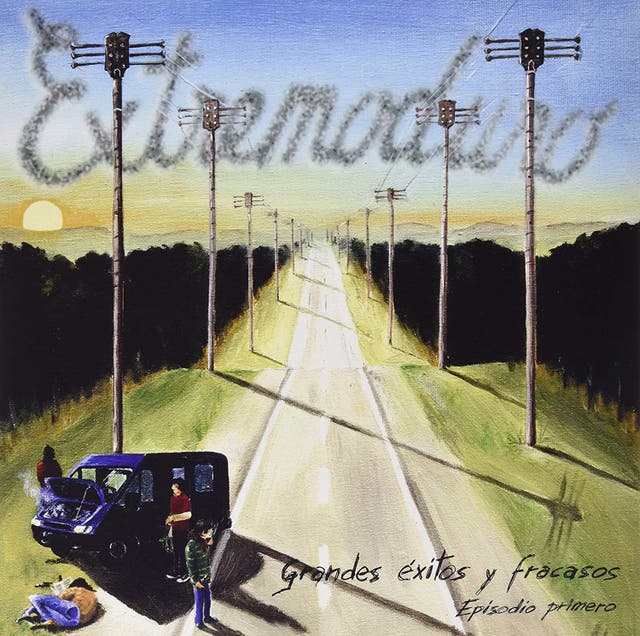 Extremoduro - Grandes Éxitos... Vinilo 2x LP + CD