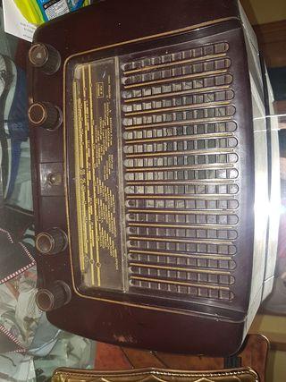 radio antigua vintage