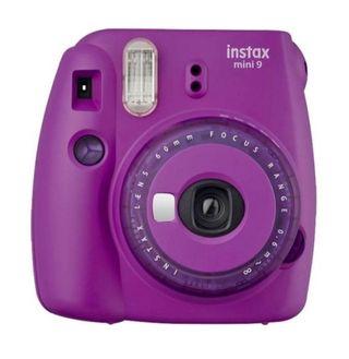 vendo cámara Fujifilm instax mini 9