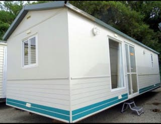Mobil home roller 8,5x3