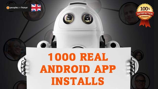 Mobile Android & iOS App Promotion