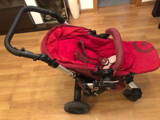 Carro bebé trio concord neo