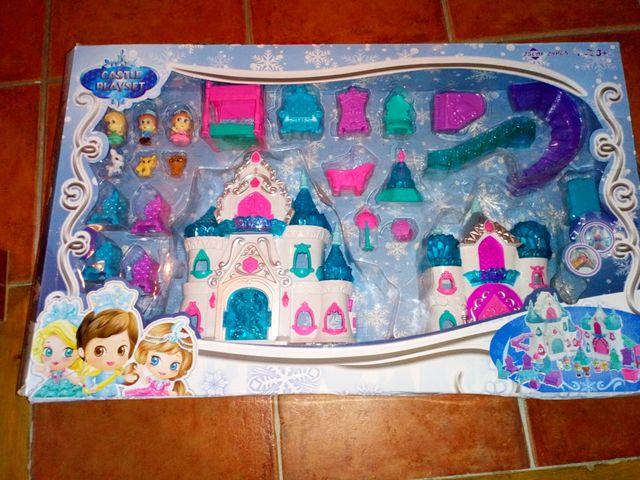 juego del castillo Castle playset