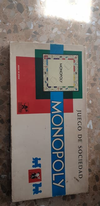 Monopoly antiguo