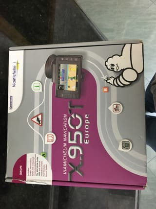 GPS guia Michelin