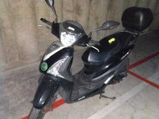 Sym Synphony 125