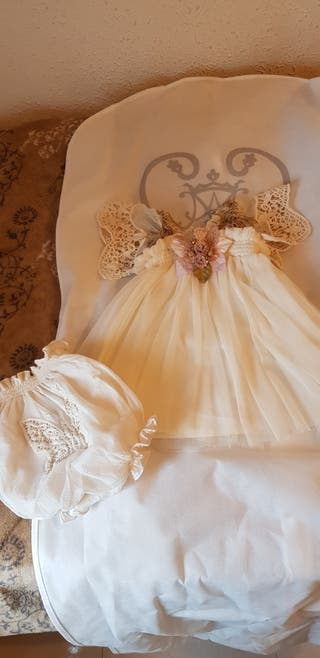 vestido de comunion 2019 Mon air.