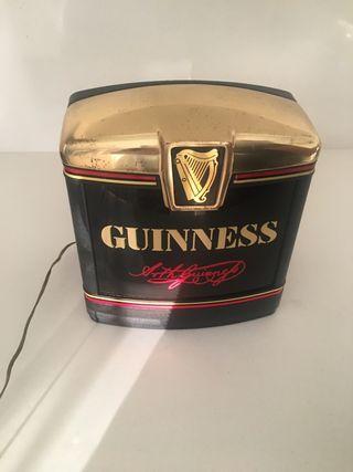 Luminoso de cerveza Guiness