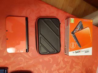 NINTENDO 3DS XL + 3 JUEGOS