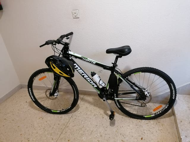 Bicicleta merida matts 20