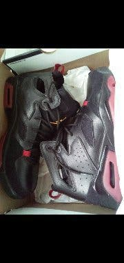 Exclusive Rare Jordan 6 size 7 Worn Twice