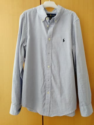 Camisa Ralph Lauren - adolescente