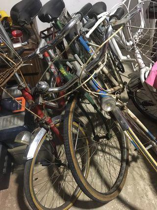 7 bicicletas