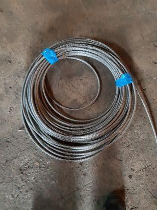 cable de acero 8mm