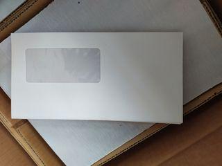Material de Oficina / sobres con ventana