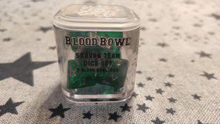 Dados skaven Blood bowl games workshop
