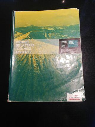Llibre de Ciències de la Terra i del Medi Ambient