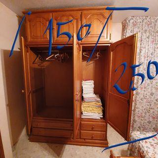 Dormitorio en provenzal