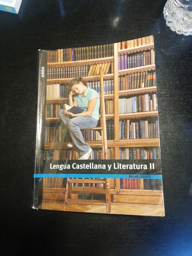 Libro de Lengua Castellana y Literatura II edebé