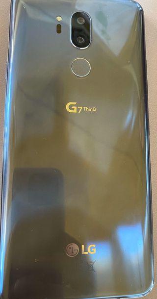 Móvil LG G7