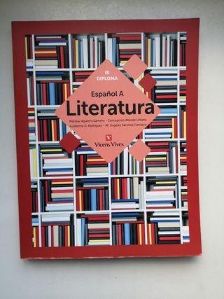 Libro Literatura Español A Bachillerato Internacio