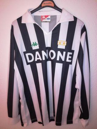 KAPPA Juventus 1992-1993 DANONE
