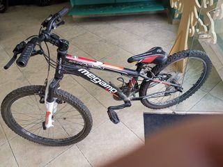 Bicicleta Megamo Open Replica de 24 pulgadas niño
