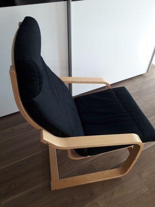 Sillón Ikea Poang